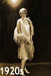 20er Jahre Mode