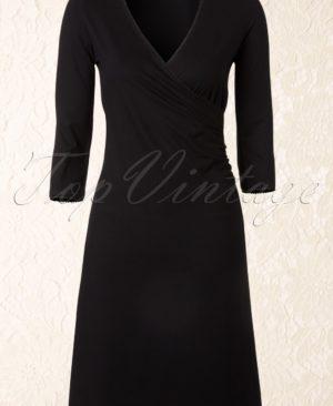 4-sleeves-cross-dress-in-black-full